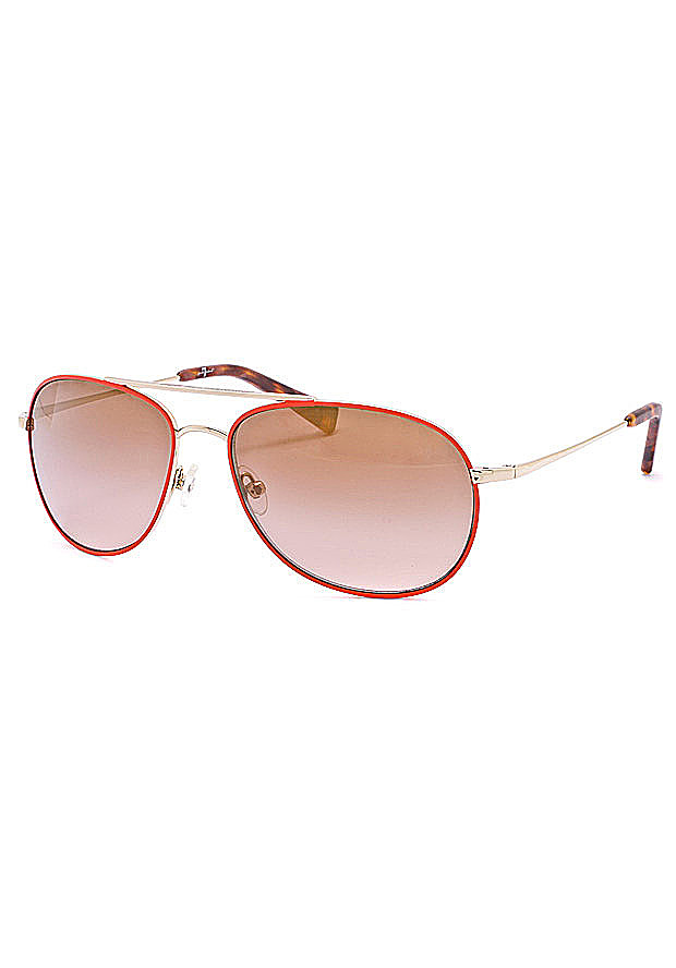 Women's Designer Sunglasses: 7 For All Mankind Sunglasses TOPENGA-RUBY-58