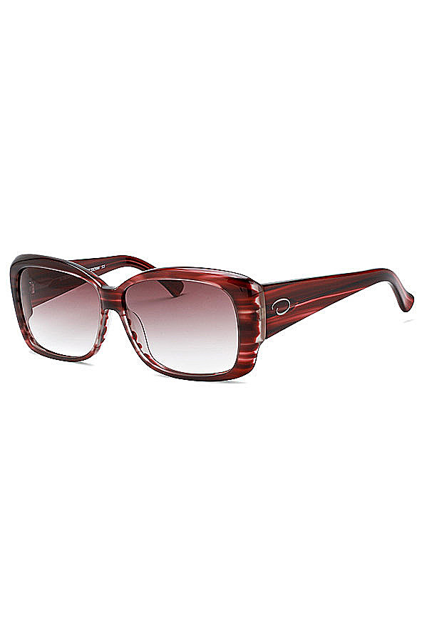 Women's Designer Sunglasses: Oscar De La Renta Sunglasses SSC5060-525-57-12
