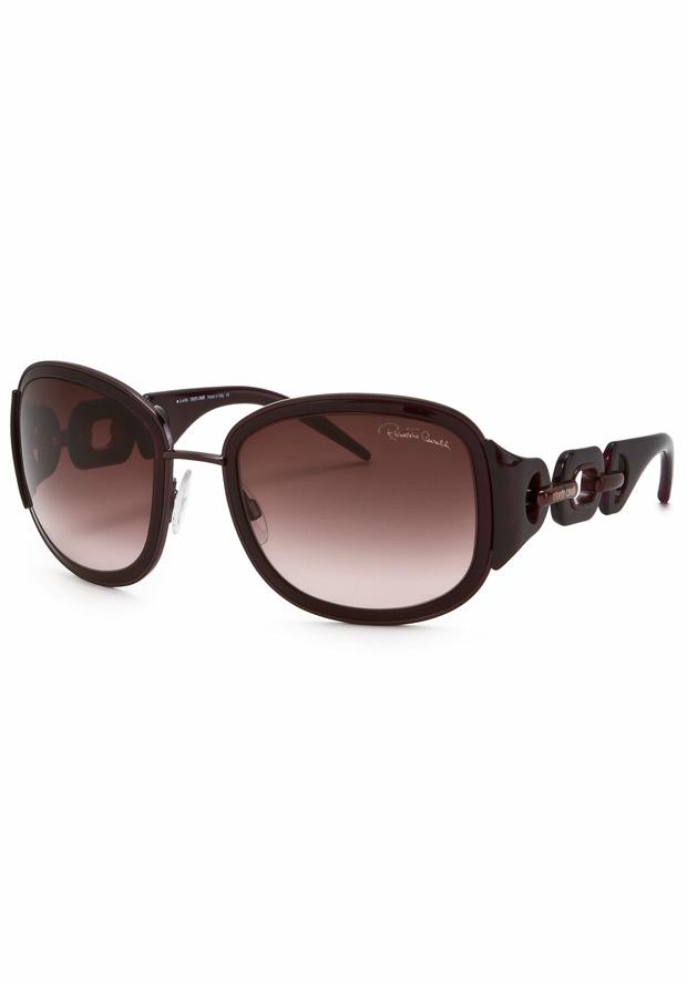 Women's Designer Sunglasses: Roberto Cavalli Sunglasses RC517S-81Z-55-21