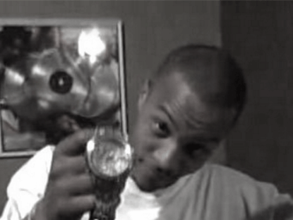 T.I. with diamond watch from ItsHot.com